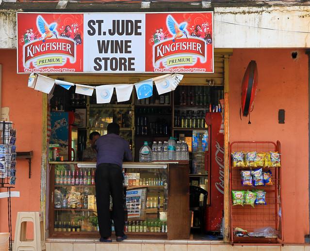St Jude Booze Shop