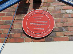 Photo of Red plaque number 9456