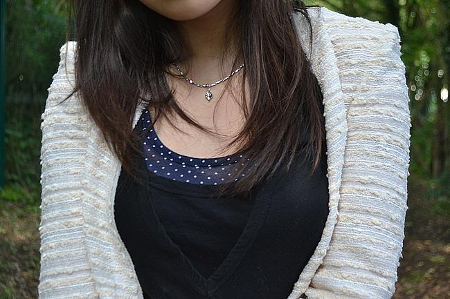 daisybutter - UK Style and Fashion Blog: what i wore, boucle, assymetric hem, zara, miss selfridge, hong kong, uk style