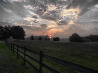 Landrum Sunrise