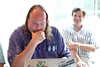 Ethan Zuckerman and Mike Bove by Joi
