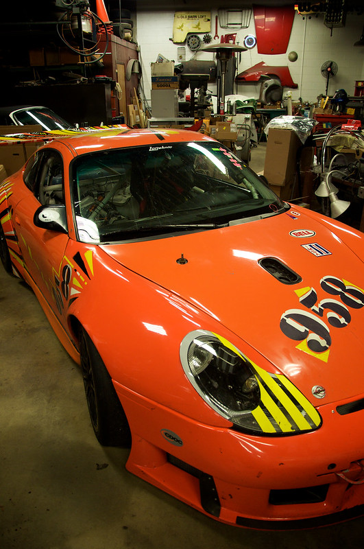 2003 Porsche GT3 RS 'Art Car'