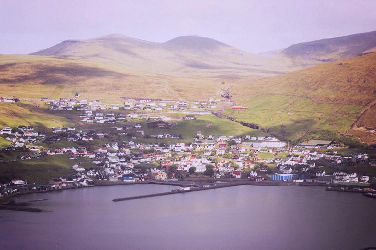 faroe town