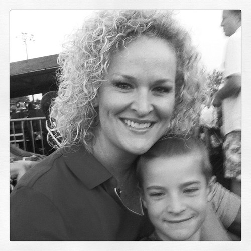 Nat and Coop. Doobie Brothers and Chicago concert.