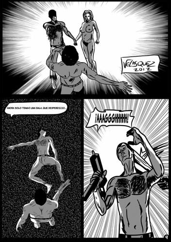 LA SOBREVIVIENTE PAGINA 9
