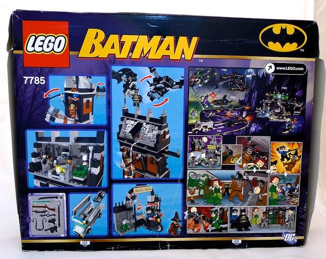 Sujet Review Le Afficher BatmanArkham Asylum 7785 D9HIE2
