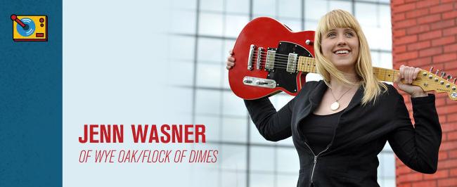 Jen Wasner Wye Oak Flock of Dimes