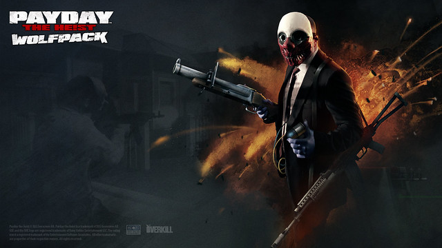 Payday: The Heist - Wolfpack DLC
