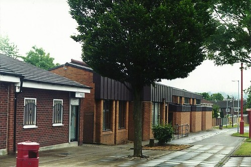 Dukinfield Library, Concord Way, Dukinfield