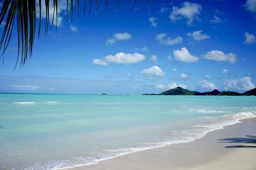 antigua caribbean ffryes beach
