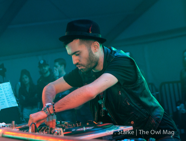 A-Trak @ HARD Summer Music Festival LA 2012