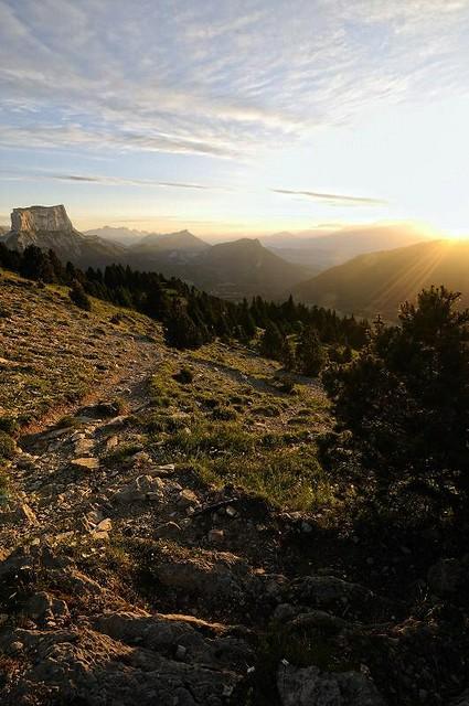 Balade au plateau de Combeau le 23 06 2012