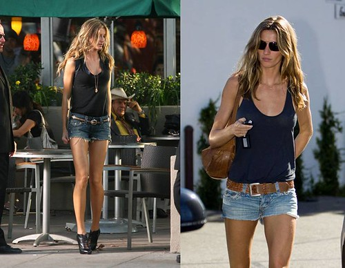 Gisele-Bunchen-mini-shorts