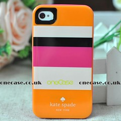 save off 1f4f9 e1850 Kate Spade case for iphone 4S 4 orange | Kate Spade iphone c… | Flickr