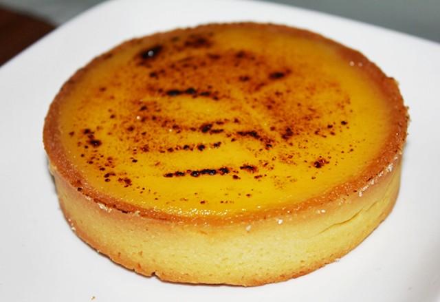 bruleed lemon tart lemon creme brulee tarts lemon brûlée tart the ...