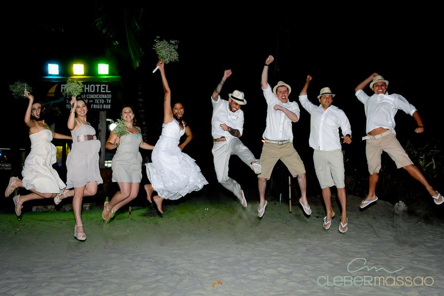 Liege e Glauber Casamento na Praia São Sebastião-60