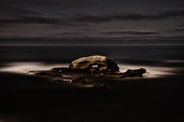 Bird Rock at Night 103012 © Michael Klayman-010