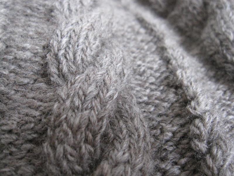 gift grey wool