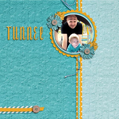 Tunnel by Lukasmummy