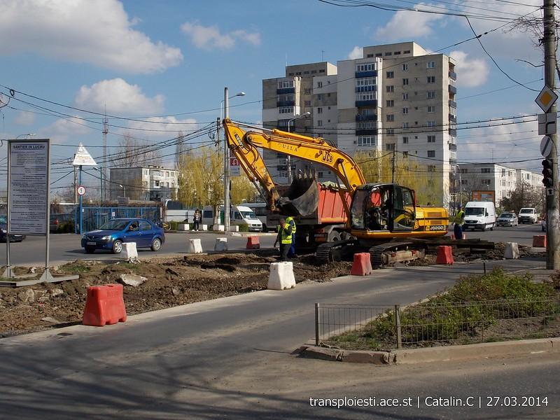 Traseul 102, etapa I: Bucla Nord ( Sp. Județean ) - Intersecție Republicii - Pagina 2 13506724704_c656564997_c