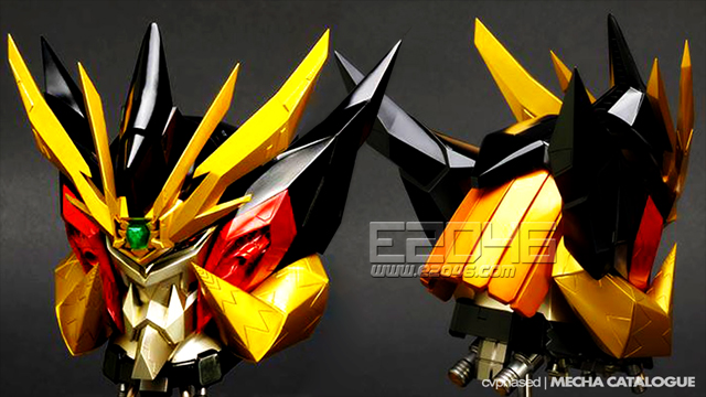 E2046 - Gathering Genesic GaoGaiGar Head Bust