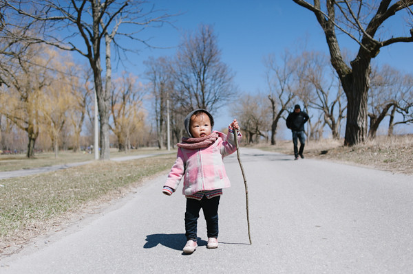 small adventure on The Toronto Islands