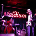 Jann Klose and Gary Lucas with The Les Paul Trio Live at The Iridium, photo by Phil Mango by LeightonMedia