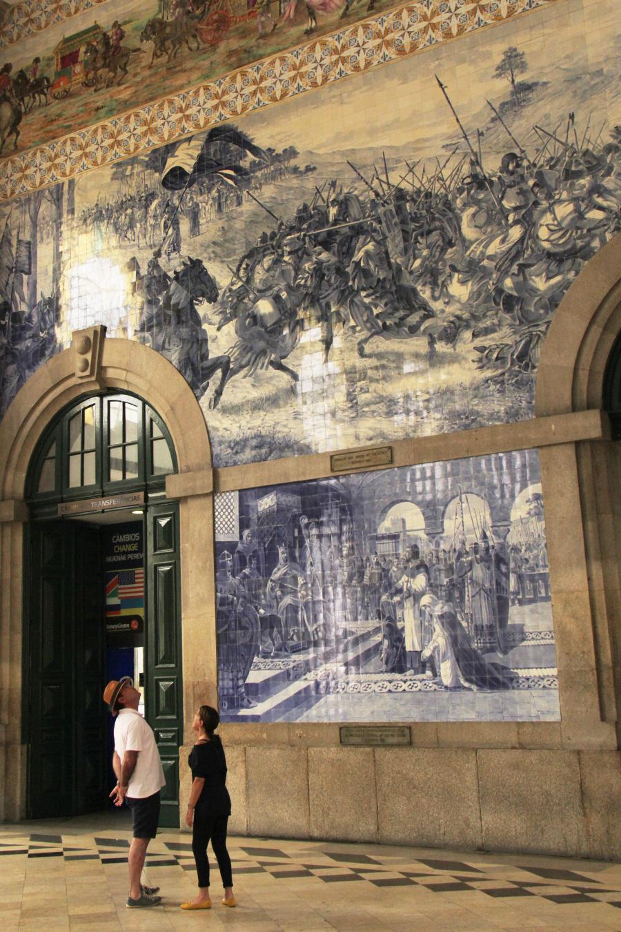 Mitä tehdä Portossa Sao Bento