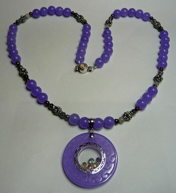 PurpleJadeQuartzNecklace