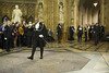 Black Rod in the Commons chamber