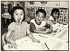 Children at an English language-school, Taipei, Taiwan, 2004 copy