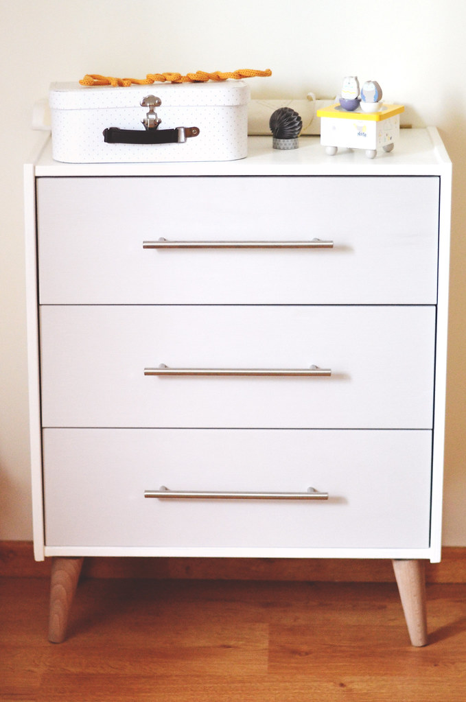 Commode RAST Ikea hack