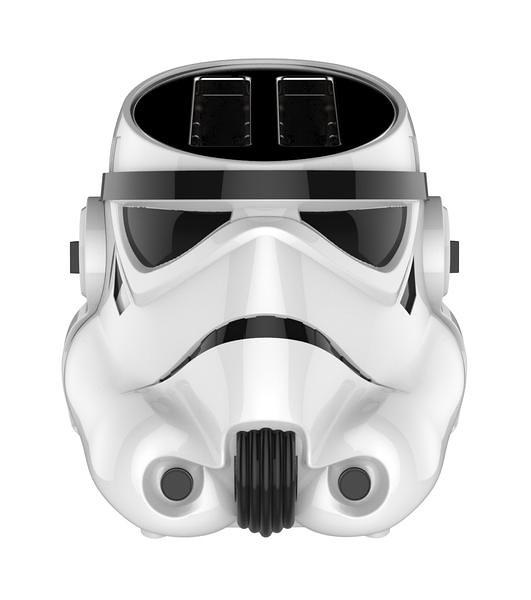 讓你的吐司加入帝國軍!!pangea Brands【白兵烤吐司機】star Wars Stormtrooper