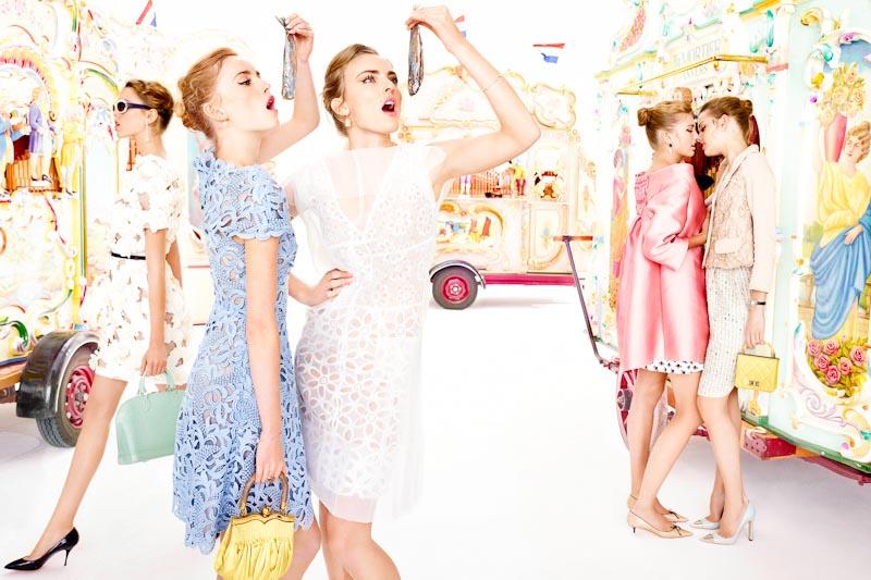 Vogue Nederland April 2012
