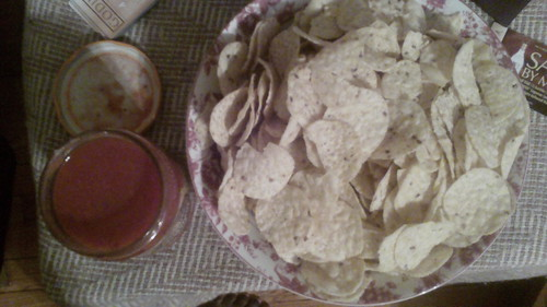 Tortilla Chips and Salsa
