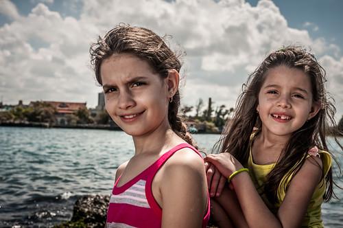 Sisters by Rey Cuba