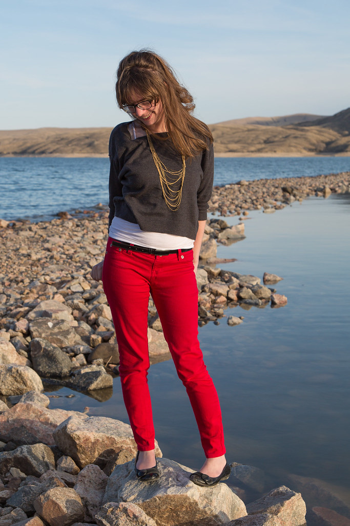 Red Pants Reservoir