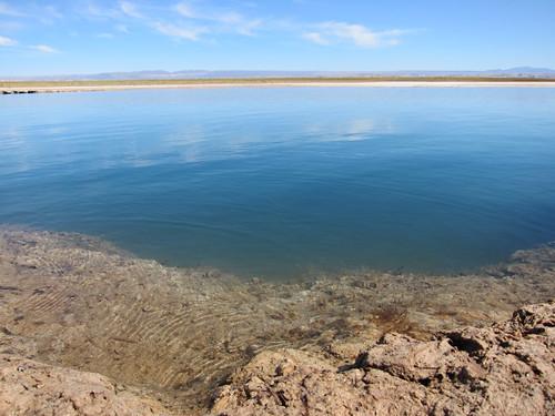 Cejas Lagoon