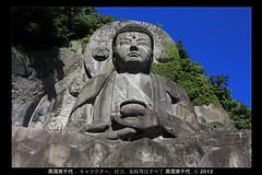 日本寺大仏・磨崖仏/ Nihonji Buddha・Magabutsu