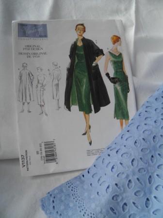 Vintage Vogue pattern 1137