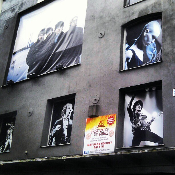 Wall of Fame, Dublin