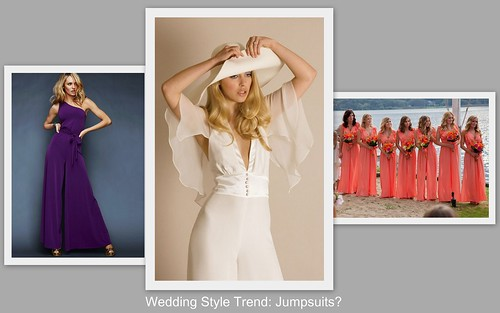 {Wedding Jumpsuits} Bridal Style by Nina Renee Designs