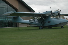aviation, military aircraft, airplane, propeller driven aircraft, wing, vehicle, consolidated pby catalina, air force,