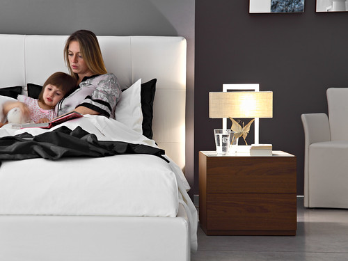 Bedroom ideas calligaris it 39 s my home a photo on flickriver - Calligaris letto swami ...