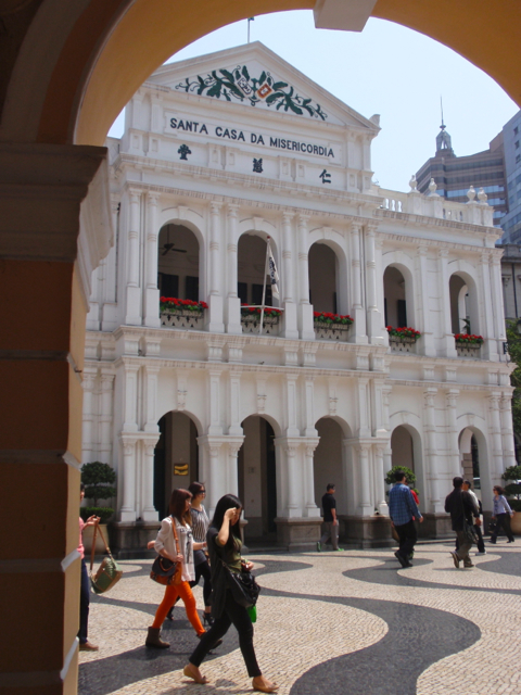 Macao - 'Holy House of Mercy'