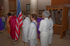 Catholic Daughters of the Americas Anniversary Mass - October 31, 2009