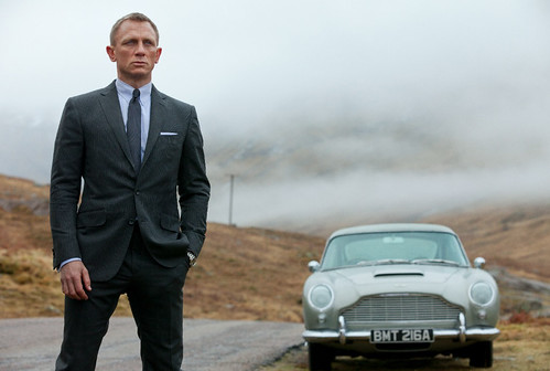 James Bond: Skyfall - Movie Photo