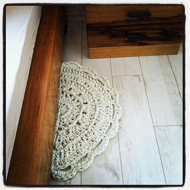 Quick Step Q-Hook Rugs - Crochet Patterns - 1-2-3 Stitch!