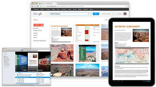 Google Drive   interneto debesų revoliucija?