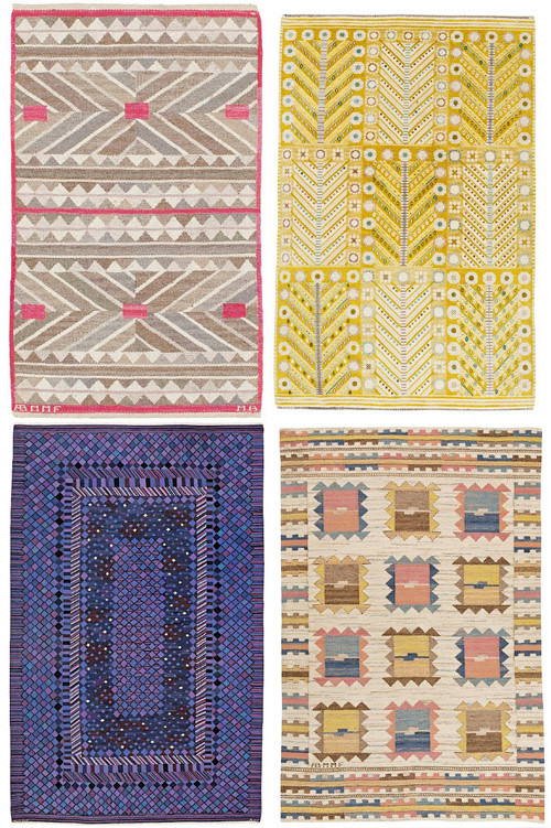 Colorful Rug Round Up